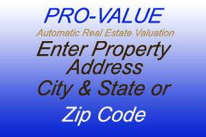 RealPro Group's Automatic Real Estate Valuation Tool